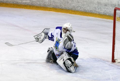 Хоккейный матч «Славутич» (Смоленск) — «Прогресс» (Глазов)