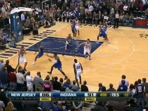 Клуб НБА прервал серию поражений