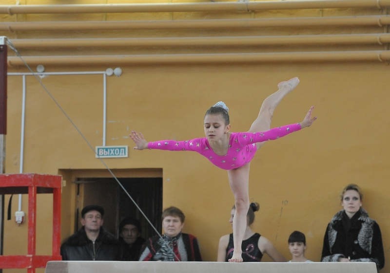 В Смоленске будет построен центр спортивной гимнастики