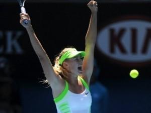Шарапова вышла в четвертый круг турнира в США