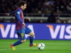 Игра Месси в воротах впечатлила капитана «Барселоны»