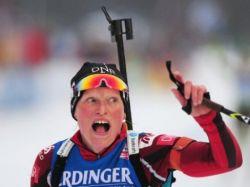 Лучшая биатлонистка Норвегии больна раком