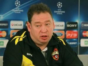 Тренер ЦСКА простил вратарю ошибку в матче с «Реалом»