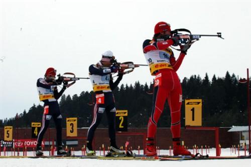 В Смоленской области соревновались «снежные снайперы»