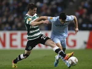 «Манчестер Сити» и «МЮ» вылетели из Лиги Европы