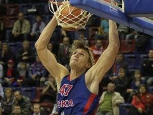 ЦСКА обыграл «Эфес» в баскетбольной Евролиге