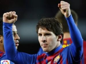 Месси превзошел рекорд лучшего бомбардира «Барселоны»