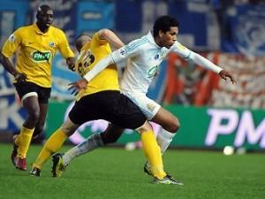Клуб третьего дивизиона выбил «Марсель» из Кубка Франции