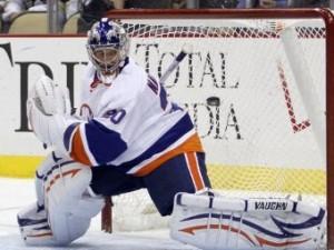 Евгений Набоков продлил контракт с «Нью-Йорк Айлендерс»