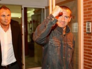 Вышедший из тюрьмы боксер задержан по подозрению в краже