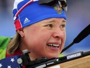 Назван состав сборной России по биатлону на женский спринт ЧМ-2012