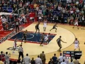 «Индиана Пейсерс» отыграла 22 очка в матче НБА