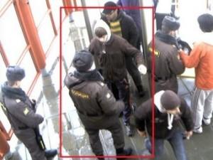 Премьер-лига опубликовала фотографии подозреваемого в метании банана