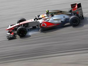 Скорость Хэмилтона на тренировке в Малайзии оказалась недосягаемой для соперников