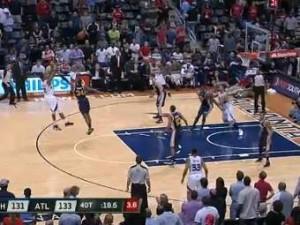 В матче НБА сыграли четыре овертайма