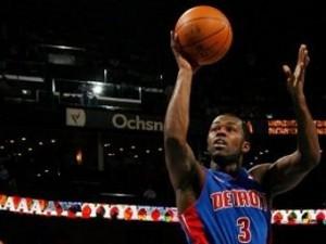 Бросок с сиреной решил исход матча НБА