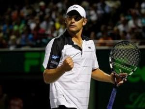 Роддик прервал победную серию Федерера