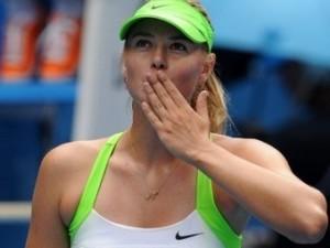 Шарапова вышла в полуфинал турнира в Майами