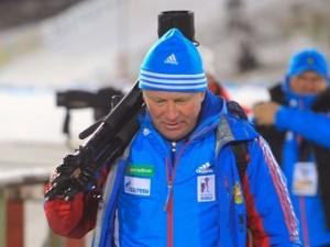 Тренерам мужской сборной России по биатлону поставили «двойку»