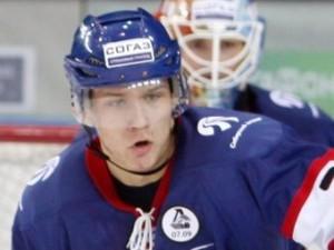 Сборная России по хоккею понесла первую потерю
