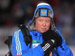 Все тренеры сборных России по биатлону получили «неуд»