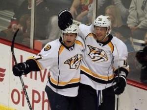 Команда Радулова вышла в плей-офф НХЛ