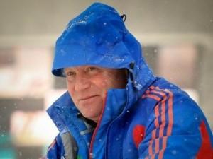 Тренер российских биатлонистов согласился с «неудом» за сезон
