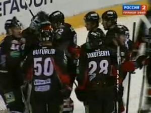 «Трактор» выиграл первый матч полуфинала Кубка Гагарина