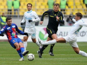 «Зенит» и ЦСКА сыграли вничью в матче чемпионата России