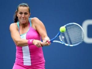 Российская теннисистка потеряла пять позиций в рейтинге