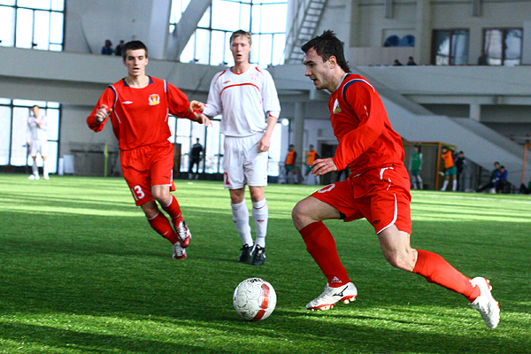 Смоленский «Днепр» сыграл вничью на Кубке Астории