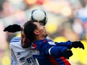 ЦСКА и «Динамо» сыграли вничью в чемпионате России