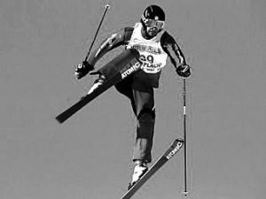 Канадский лыжник разбился на соревнованиях в Швейцарии