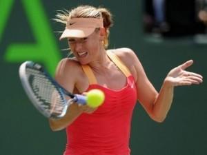 Шарапова проиграла в финале турнира в Майами