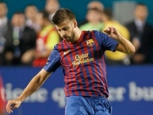 Защитник «Барселоны» вылечил травму к игре с «Челси»