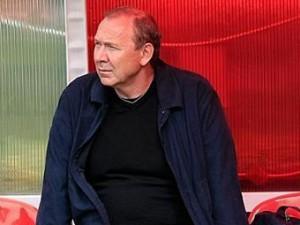 Романцев выразил желание вернуться на тренерский пост