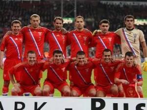 Сборной России поставили задачу-минимум на Евро-2012