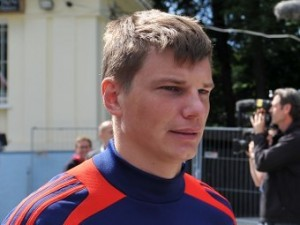 Аршавин поставил сборной России «тройку» за Евро-2012