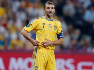 Шевченко получил травму перед матчем с англичанами