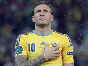 Воронин назвал Грецию примером для сборной Украины