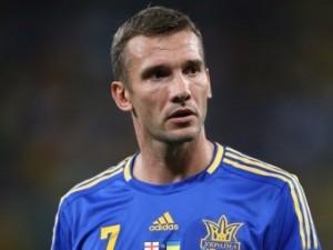 Сборная Украины вылетела с Евро-2012