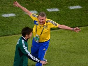 Блохин обвинил судью в отмене справедливого гола