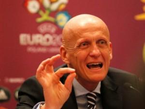 Главный судья УЕФА признал ошибку арбитра в матче Англия — Украина
