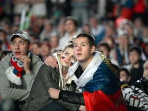 Матчи национальной сборной посмотрела половина россиян