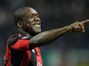 Кларенс Зеедорф объявил об уходе из «Милана»
