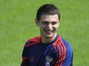 Дзагоев попал в символическую сборную Евро-2012