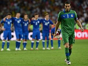 Сборная Италии обыграла Англию в серии пенальти