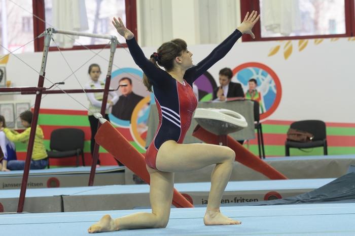 Смоленская гимнастка завоевала призовое место на международном турнире в Польше