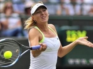 Мария Шарапова одержала вторую победу на Уимблдоне