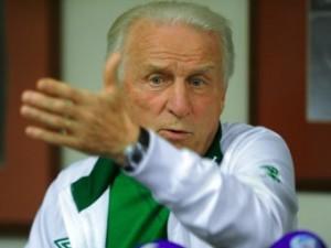 Тренер сборной Ирландии назвал состав на первый матч Евро-2012